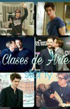 Clase de Arte... (STONY) by Auro-wandy