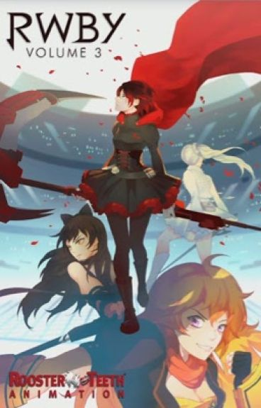RWBY inserts and pairings