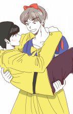 •Chuyển Ver• || •Vkook• Khi Kim tổng đụng độ Jeon hoàng tử by Nyy_Nee