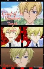 Comfort in Numbers (Tamaki X Reader) by ShippingINC
