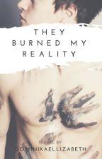 They burned my reality by DominikaEllizabeth