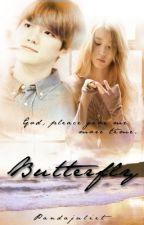 Butterfly by pandajuliet