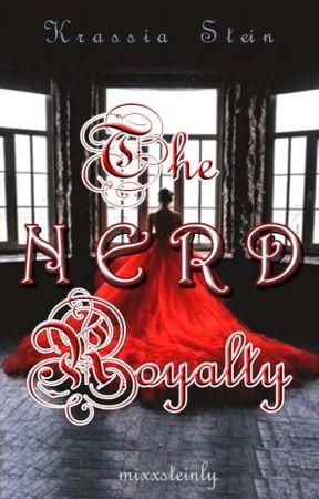 The Nerd Royalty by BrokenScene_Queen