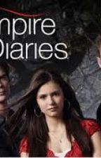 the vampire diaries prima stagione by AleEVane