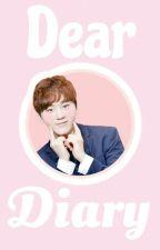 Dear Diary... | Seungkwan Fanfic | by KpopxLover