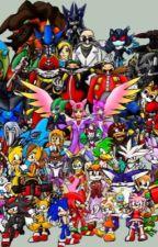 Sonic boys x reader Scenarios! by Rivermoonlara