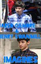 Jared Gilmore & Henry Swan/Mills Imagines by r5er_oncer