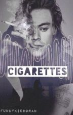 Cigarettes // h.s. au by euphorora