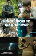 • As crônicas de maze runner • by _Clareanos_