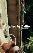 Adopted by Zalfie by Imthemazerunner