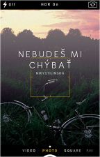 Never Leave Me Alone by NikyStilinska