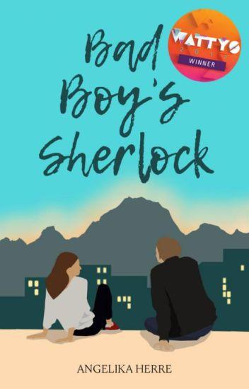Bad Boy's Sherlock (Bad Boy's Sherlock #1) | #IceSplinters18
