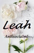 Leah☹; lh by Antisocialml-