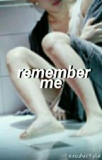 Remember me. » p.j [#1] by EXODUSTYLE