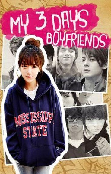 My 3 Days Boyfriends (M3DB) -SERIES by MizBiz