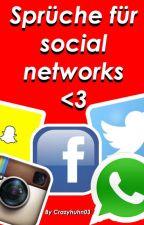 ♡ Sprüche für Social Networks ♡ by Crazemma