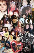 Gerard Way imagines by IAmThePantaloon