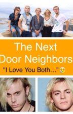 The Next Door Neighbors by Jiggly_Jello_