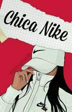 Chica Nike by elycruz14418