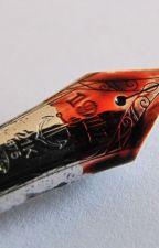 Calligraphy Pen. by SimplicityBoulevard
