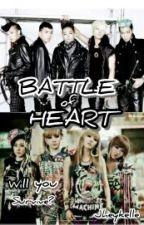 Battle of Hearts [On-Going] by Jheykelle