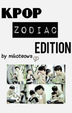 KPOP ZODIAC EDITION by mikoteows
