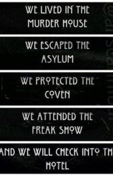 American Horror Story Preferences / Imagines