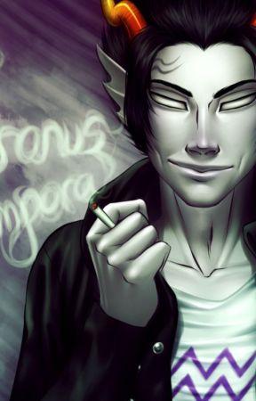 Cronus Ampora x Troll OC by Kendra064