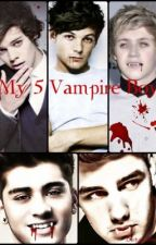 My 5 Vampire Boys One Direction Fantasy Fan Fiction by 1Derful_1Direction