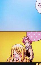 He liiikes her... (Fairy Tail NaLu FanFiction) by LunaRoseScarlet