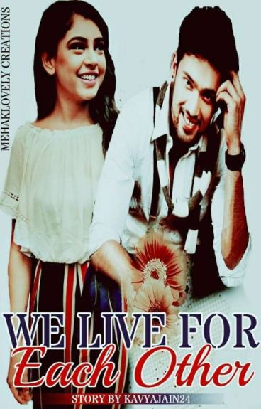 Manan-we live for each other