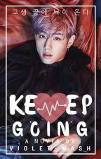 keep going | mark tuan by krcarnations