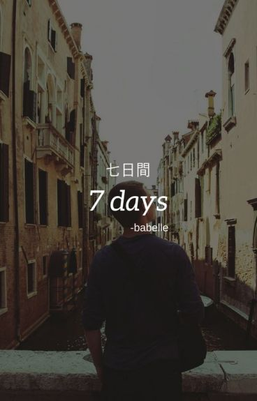7 Days | BTS Jimin [ completed]