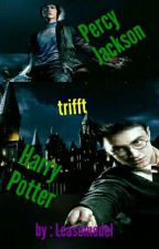 Percy Jackson trifft Harry Potter by Lesemaedel