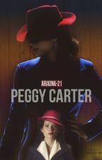 Peggy Carter // One-Shot   #MarvelAwards #BibliotecaCarter  by AriCarter_