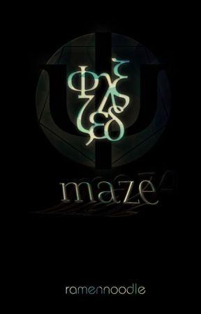 MAZE - Mê Cung by Ramen_noodle