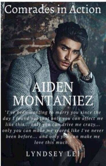 Comrades in Action: Aiden Montaniez (Loving Dominica Crest)