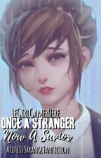 Once A Stranger, Now A Savior | Life Is Strange / LIS by wenjoyspark