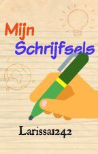 Mijn Schrijfsels by Larissa1242