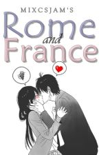 Rome and France by Mixcsjam