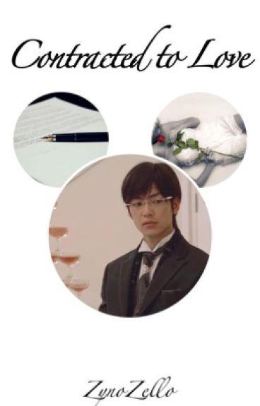 Contract (Kyoya x Reader)