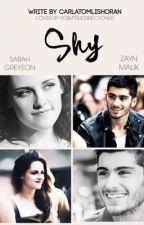 Shy || Z.M.|| by CarlaTomlinshoran
