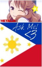 Ask or Dare Philippines! (Book 3) by Hetalia-Philippines