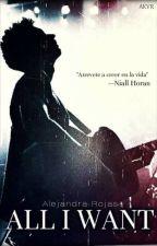 All I Want- Niall Horan. by AlejandraHoranR
