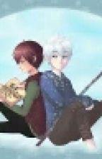Jack Frost e Hiccup a batida de um único coração by Marshallkiss