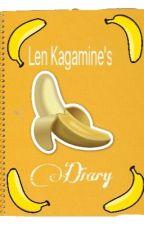 Len Kagamine's Diary by lkagaminer