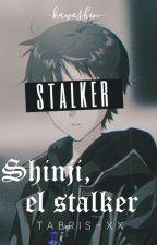 Shinji el stalker (KawoShin) by Tabris-XX