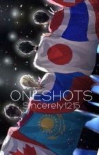 ONE SHOTS by Sincerely1215