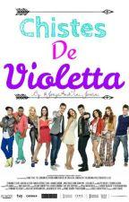 《Chistes De Violetta》 by JorgeAndTini_Jortini