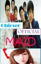 Chicser official Maid by MissKhaye11